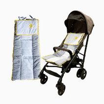 Kozy blankie a little star stroller pad