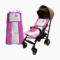 Kozy blankie a little princess stroller pad
