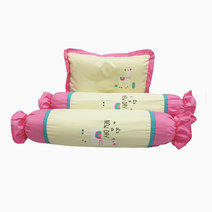 Kozy blankie it s a new day  pillow and bolster set