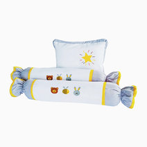 Kozy blankie a little star set  pillow and bolster set