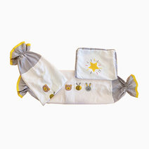 Kozy blankie a little star case pillow case and bolster case