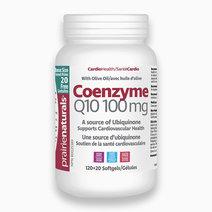 Prairie naturals bonus size coenzyme q10 100mg %28120 20%29