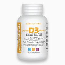 Prairie naturals vitamin d3 1000iu %2890%29