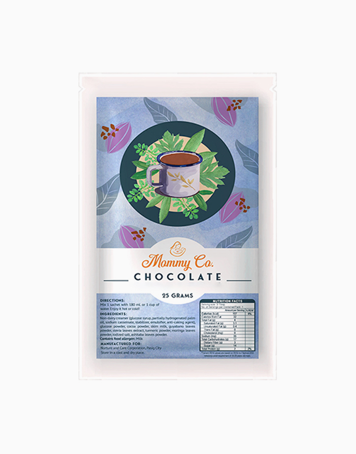 Mommy Co. Chocolate Sachet (25g) by Mommy Co.