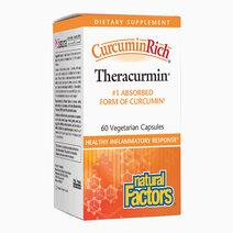 Curcuminrich theracurmin  60 vegetarian capsules