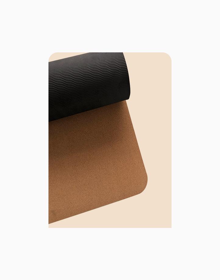 Cork Yoga Mat by FLEX!