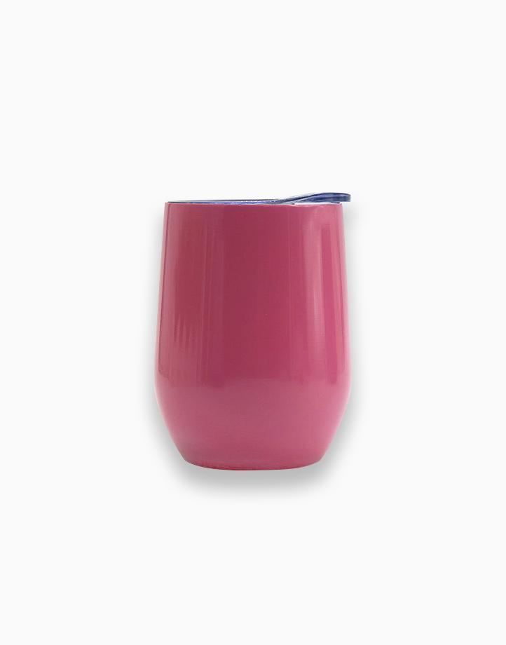 Drink Chilla by cozsho   Bubblegum Pink