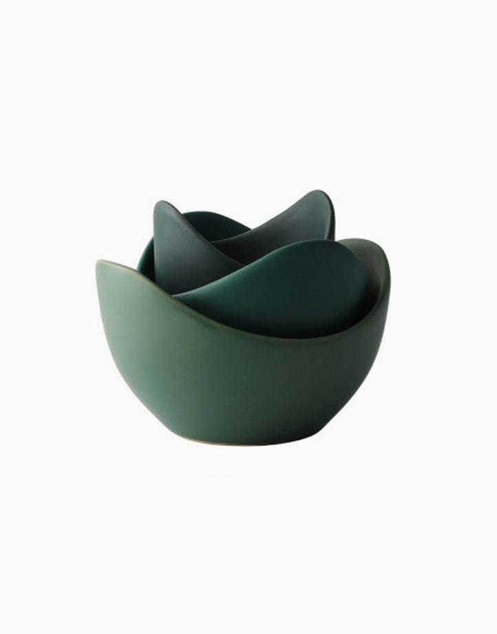 Nesting Lotus Bowls (Set of 3) by cozsho