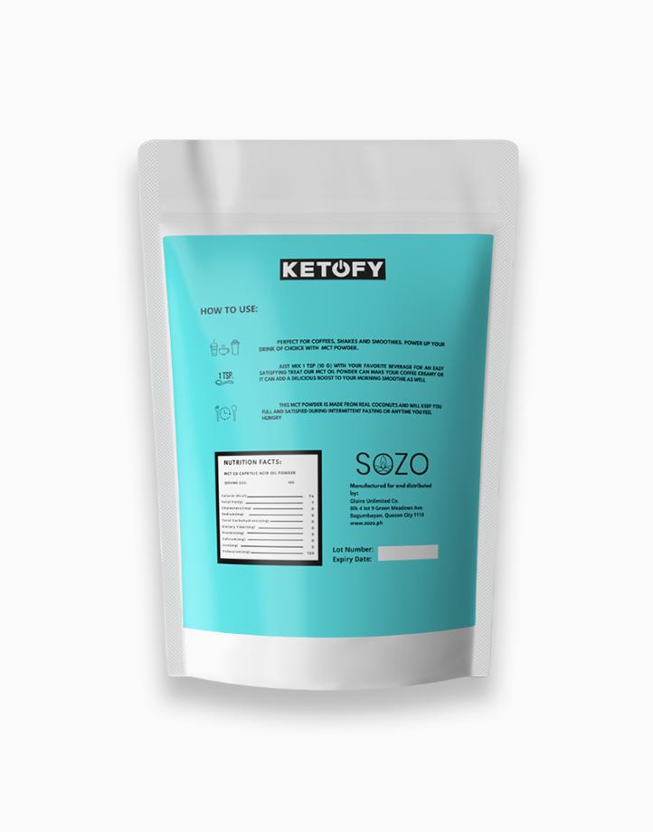 MCT Oil Powder (200g) by SOZO Natural