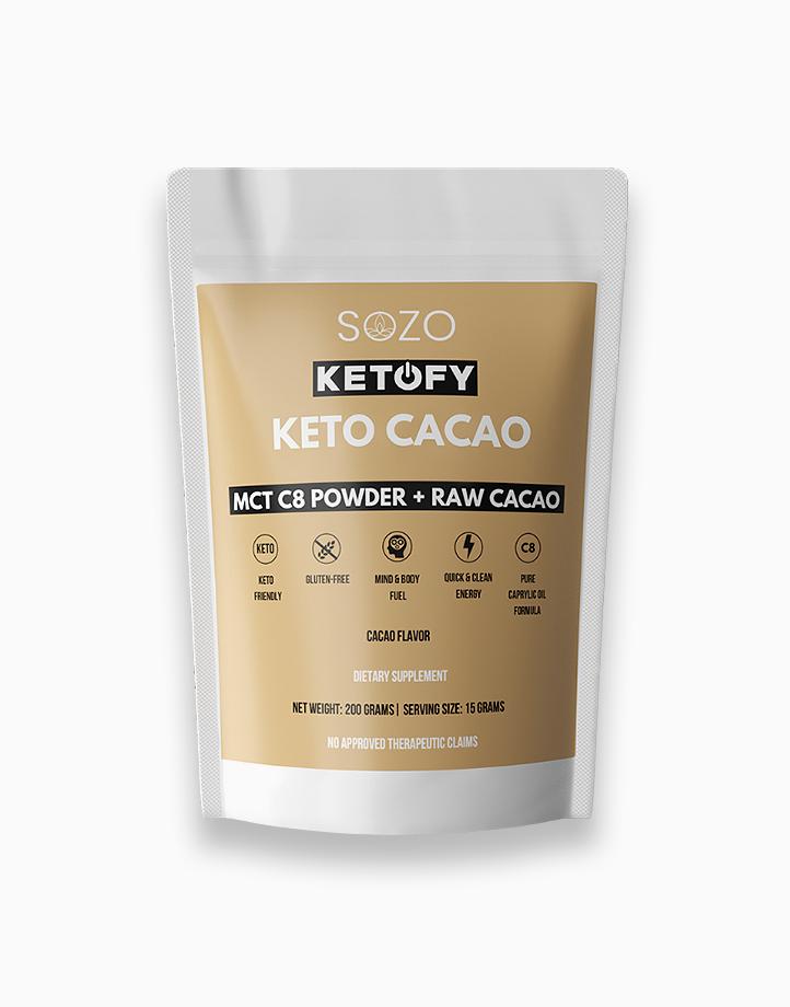 Ketofy Keto Cacao (200g) by SOZO Natural