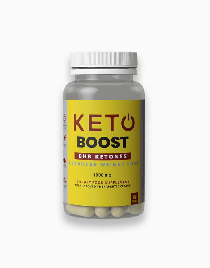 Keto Boost (BHB Ketones) by SOZO Natural