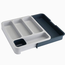 Cutlery Tray (Grey/Grey) by Joseph Joseph