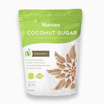 Nutrifam Organic Coconut Sugar (500g) by Nutrifam