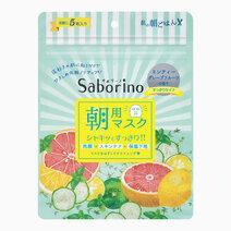Morning facial sheet mask minty fresh %285 sheets%29