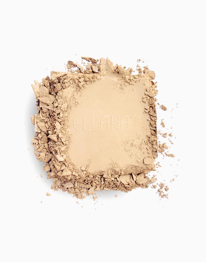 Pressed Mineral Foundation Refill by Ellana Mineral Cosmetics   French Vanilla