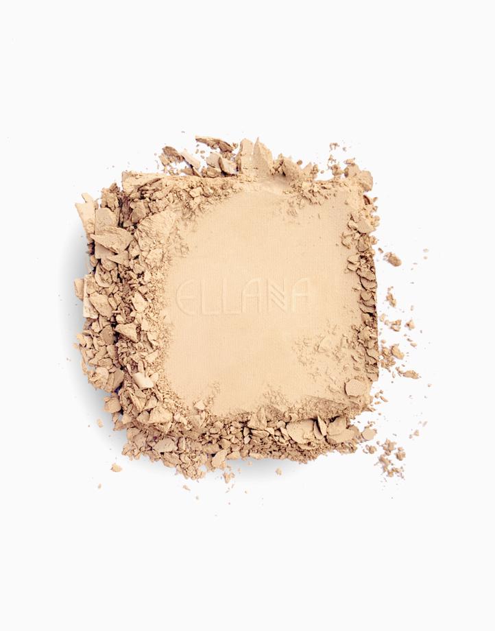 Pressed Mineral Foundation Refill by Ellana Mineral Cosmetics   Chai Tea