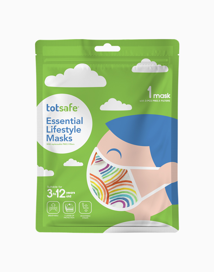 Totsafe Essential Lifestyle Mask by Totsafe | Unicorn