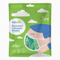 Totsafe essential lifestyle mask   alligator