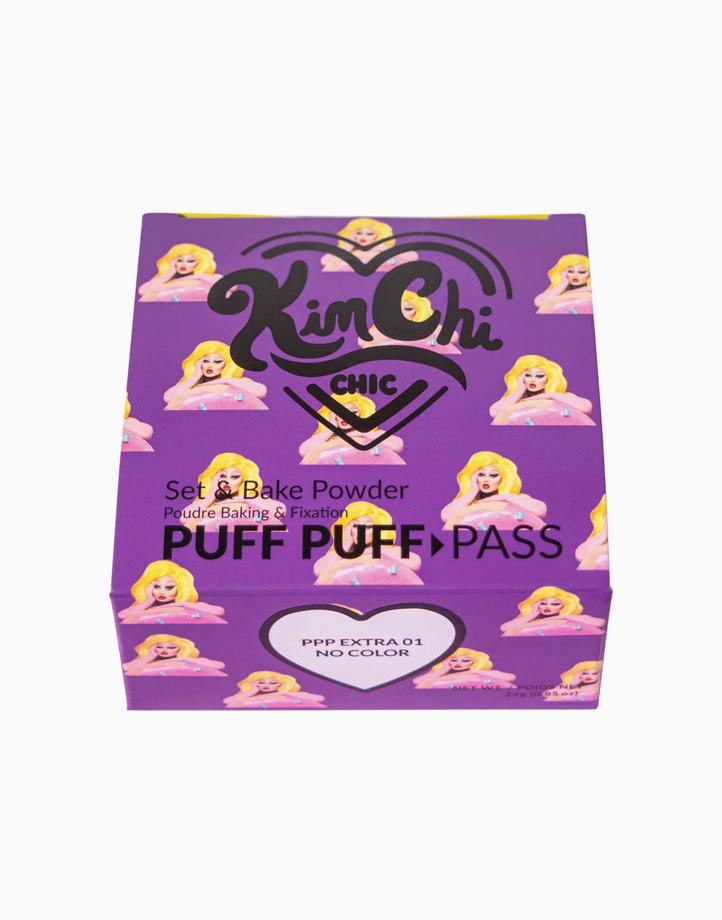 Puff Puff Pass That White Powder by KimChi Chic Beauty