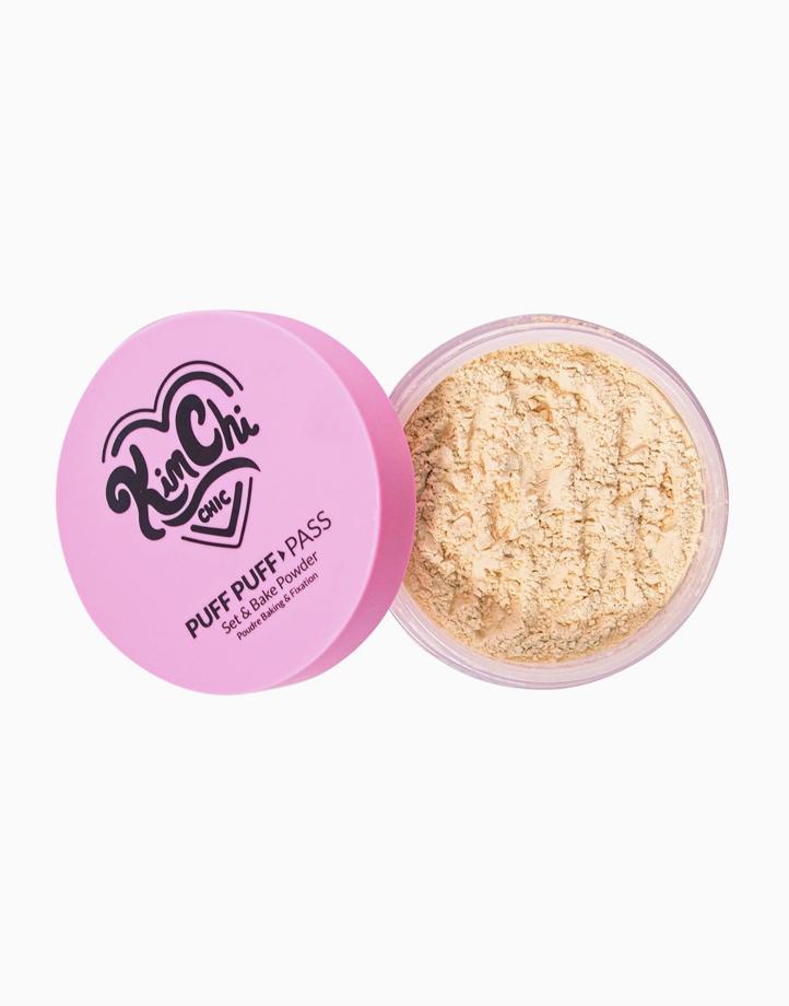 Puff Puff Pass by KimChi Chic Beauty   02 Banana