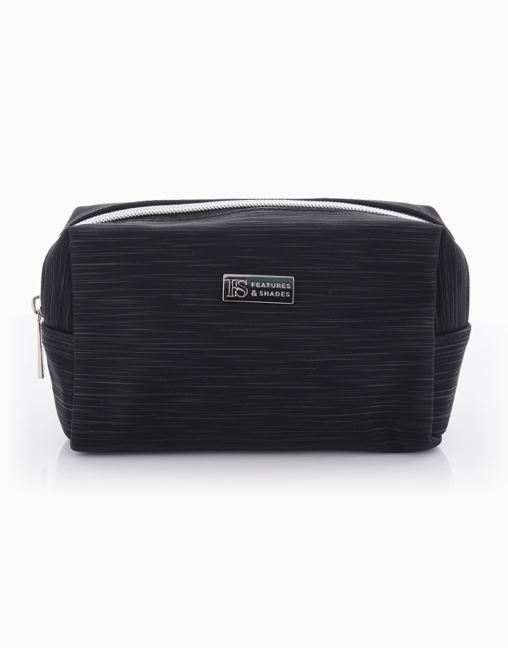 Black Pouch by FS Features & Shades