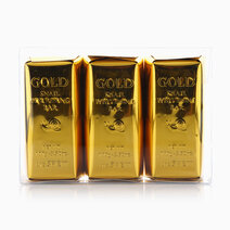 Gold Snail Whitening Bar (Set of 3) by The Saem
