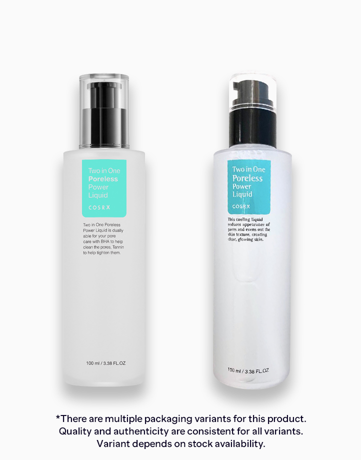 Two in One Poreless Power Liquid by COSRX