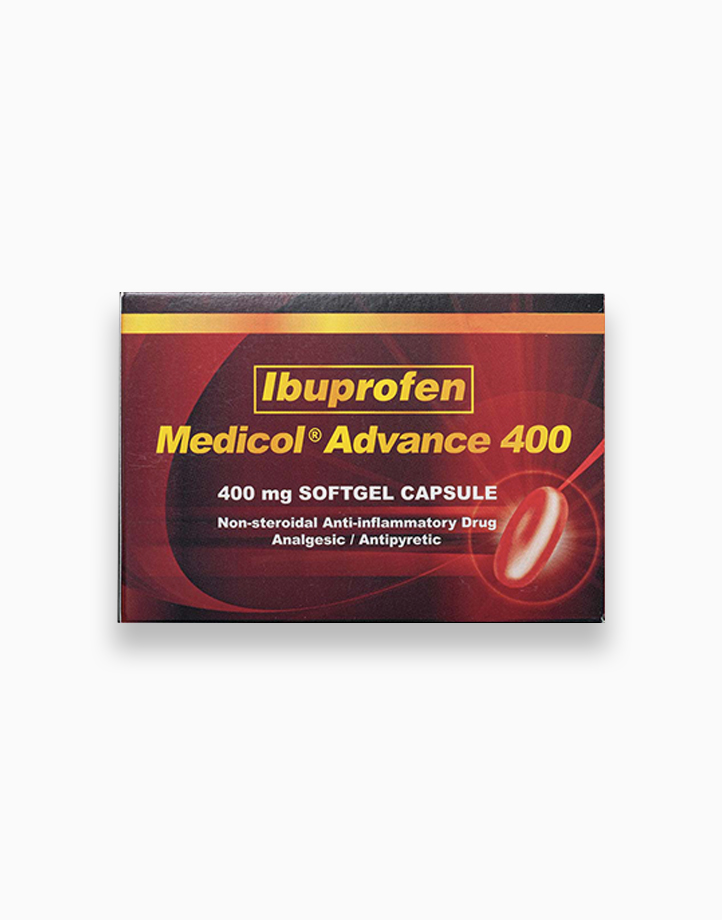 Medicol Advance (400mg, 10s) by Medicol
