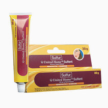 Unilab united home sulfent %28sulfur ointment for pimples scabies 30g tube%29 3