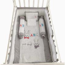 Kozy blankie little bunny crib set