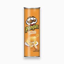 Pringles Potato Chips - Cheddar Cheese (158g) by Pringles