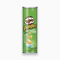 Pringles Potato Chips - Sour Cream Onion (158g) by Pringles