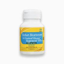 Unilab united home supracid %28sodium bicarbonate 650mg in bottle of 100 tablet%29 1