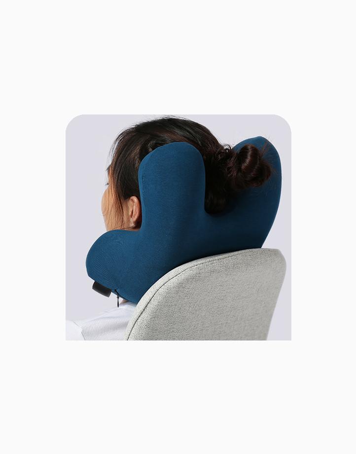 Universal Nap Pillow by Body Koala   Cobalt Blue