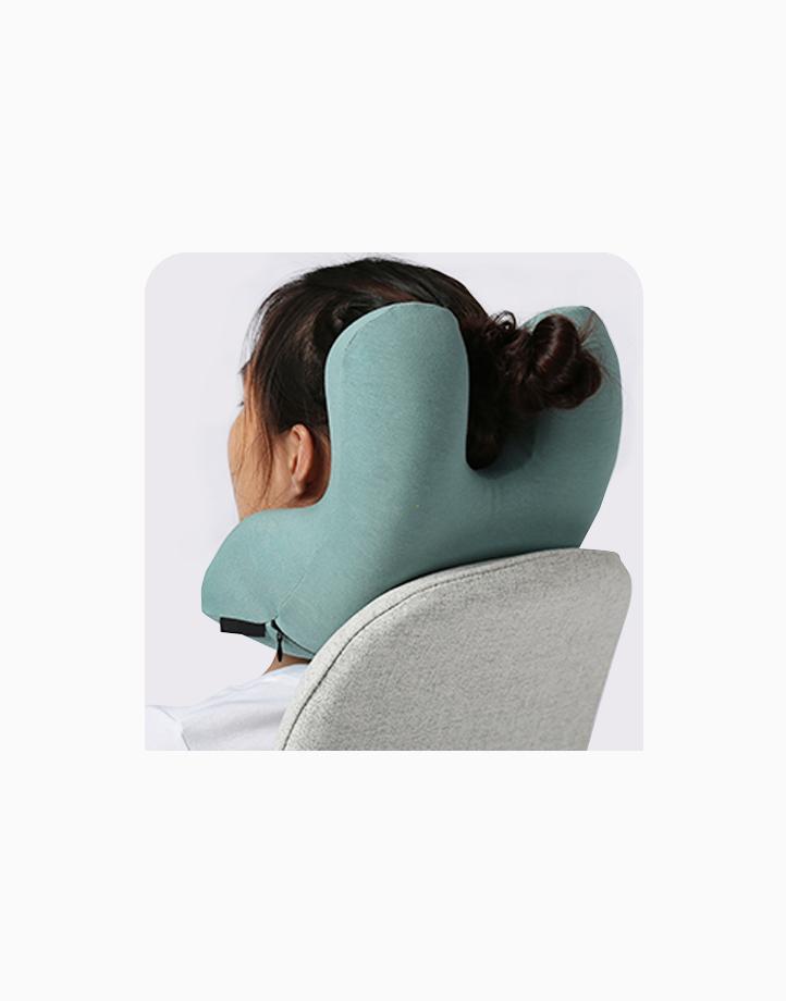 Universal Nap Pillow by Body Koala   Eucalyptus Green