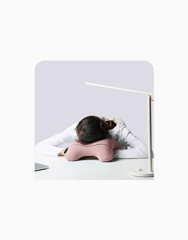 Universal Nap Pillow by Body Koala   Pastel Pink