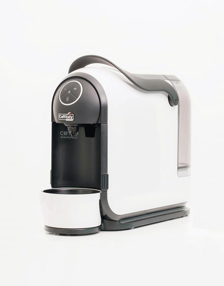 CBTL™ Clio Machine by The Coffee Bean & Tea Leaf | White