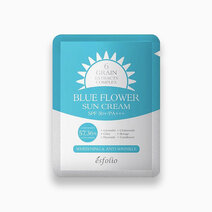 Esfolio blue flower sun cream