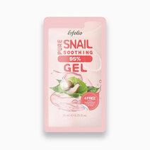 Esfolio pure snail moisture soothing gel 95  sachet 10ml