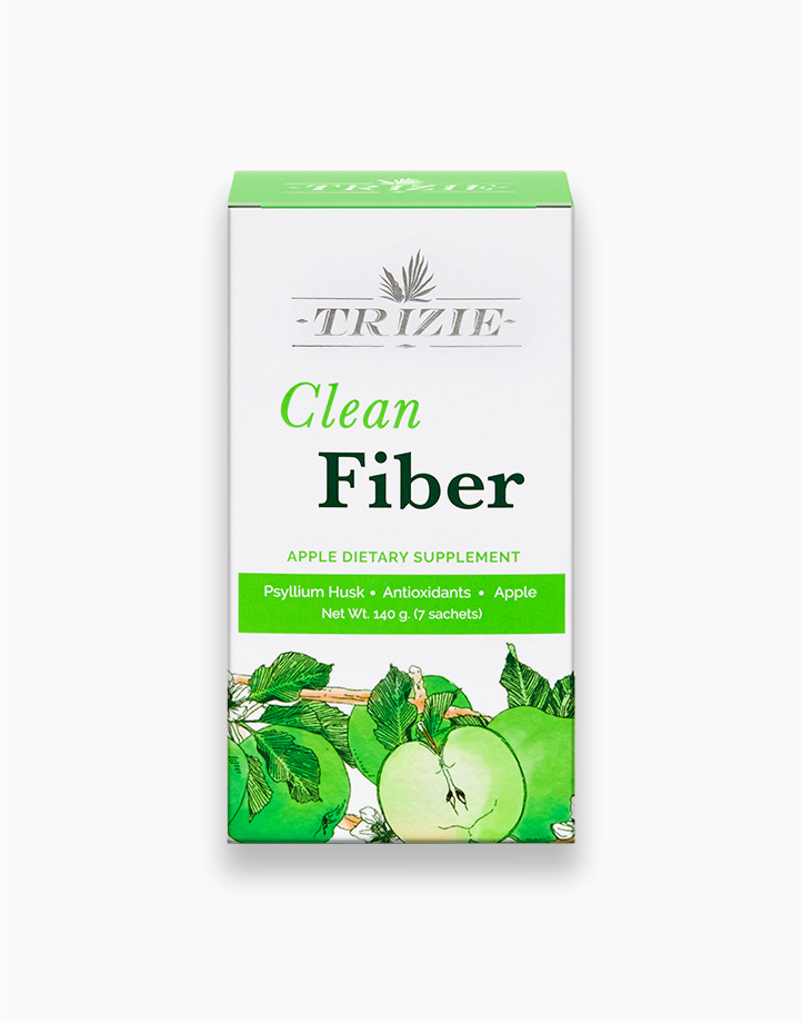 Clean Fiber 7-day (20g x 7) by Trizie