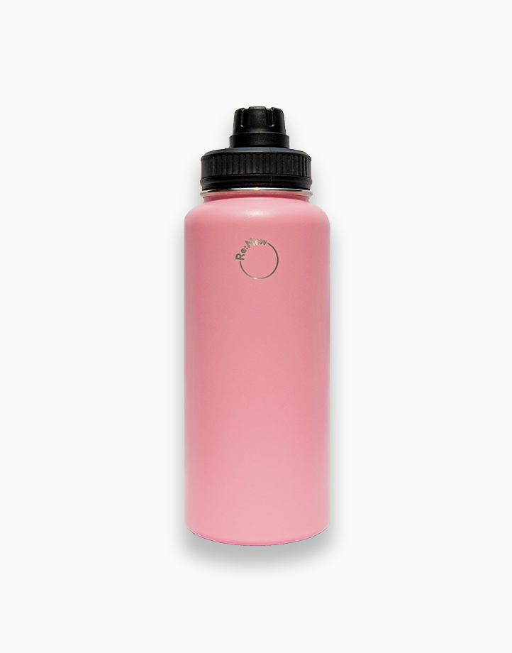 Re:New Logo Jug by Re:New Jugs   Pink