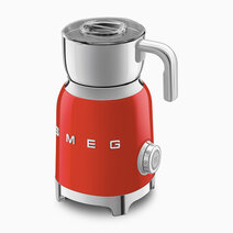 Smeg milk frother red 1