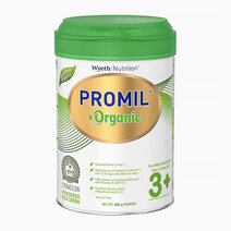 Wyeth promil organic for pre schoolers over 3 years old  powdered milk drink  900g can