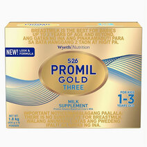 Wyeth s 26 promil gold three milk supplement for kids 1 3 years old  1.8kg