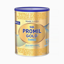 Wyeth s 26 promil gold three milk supplement for kids 1 3 years old  900g can