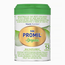 Wyeth s 26 promil organic for toddlers 1 3 years old  milk supplement  900g can