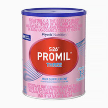 Wyeth s 26 promil three milk supplement for kids 1 3 years old  900g can