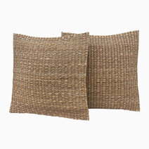 Habi home seagrass pillow