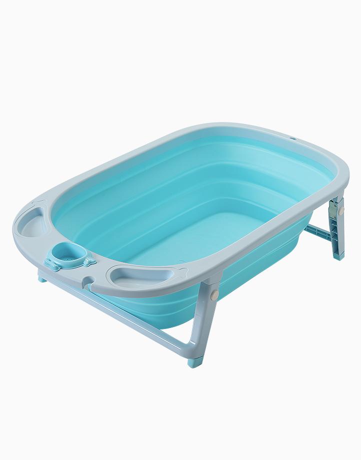 The 3-Fold Tub Set by The Baby Tub | Sky Blue
