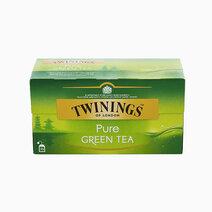 Twinings pure green tea 1